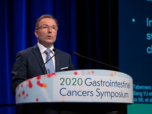 Oral Abstract Session A: Esophageal and Gastric Cancer