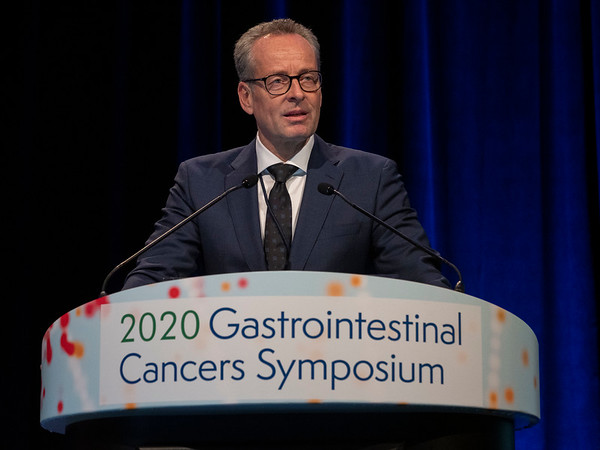 Oral Abstract Session B: Hepatobiliary Cancer, Neuroendocrine/Carcinoid, Pancreatic Cancer, and Small Bowel Cancer
