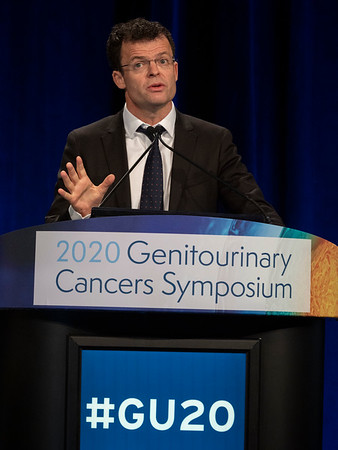 Thomas Powles, MD, PhD, FCRP discusses Abstracts 613 and 614 during Oral Abstract Session C: Renal Cell Cancer