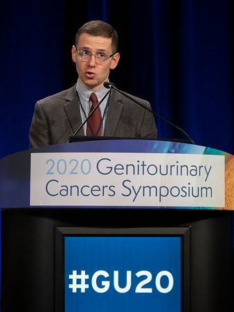 Daniel M. Geynisman, MD, discusses Abstracts 611 and 612 during Oral Abstract Session C: Renal Cell Cancer