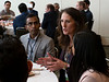 Faculty and attendees engage with one another at the Trainee and Early-Career Networking Luncheon. during Trainee and Early-Career Networking Luncheon