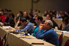 Orlando, FL - 2013 Genitourinary Cancers Symposium - Orlando, FL: General views at the Genitourinary Cancers Symposium 2013 here today, Friday February 15, 2013. The Symposium is supported by ASCO, the American Society of Clinical Oncology, ASTRO, the American Society of Radiation Oncology and SUO, the Society of Urologic Oncology. Over 2,500 physicians, researchers and allied healthcare professionals are attending the meeting which is being held at the Rosen Shingle Creek in Orlando and features the latest Genitourinary Cancers research in the areas of basic and clinical science.  Date: Friday February 15, 2013.  Photo by © ASCO/Todd Buchanan 2013 Technical Questions: todd@medmeetingimages.com; Phone: 612-226-5154.