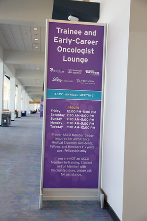 Trainee and Early-Career Oncologist Lounge