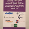 Patient Advocate Scholarship Program Sign