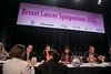 San Francisco, CA - 2013 Breast Cancer Symposium: Attendees at the ASCO Breast Cancer Symposium here today, Sunday September 8, 2013. The Symposium is supported by ASCO, the American Society of Clinical Oncology, ASTRO, the Society of Surgical Oncology and SUO, the American Society of Breast Disease, The American Society of Breast Surgeons and the National Consortium of Breast Centers. Over 1,000 physicians, researchers and allied healthcare professionals are attending the meeting which is being held at the Marriott Marquis in San Francisco and features the latest Breast Cancer research in the areas of basic and clinical science.  Date: Sunday September 8, 2013.  Photo by © ASCO/Todd Buchanan 2013 Technical Questions: todd@medmeetingimages.com; Phone: 612-226-5154.