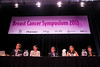 Orlando, FL - 2013 Breast Cancer Symposium: Opening Session at the ASCO Breast Cancer Symposium here today, Saturday September 7, 2013. The Symposium is supported by ASCO, the American Society of Clinical Oncology, ASTRO, the Society of Surgical Oncology and SUO, the American Society of Breast Disease, The American Society of Breast Surgeons and the National Consortium of Breast Centers. Over 1,000 physicians, researchers and allied healthcare professionals are attending the meeting which is being held at the Marriott Marquis in San Francisco and features the latest Breast Cancer research in the areas of basic and clinical science.  Date: Saturday September 7, 2013.  Photo by © ASCO/Todd Buchanan 2013 Technical Questions: todd@medmeetingimages.com; Phone: 612-226-5154.