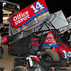 TONY STEWART RACING SHOW UP AT THE DIRT , 14 OFFICE DEPOT