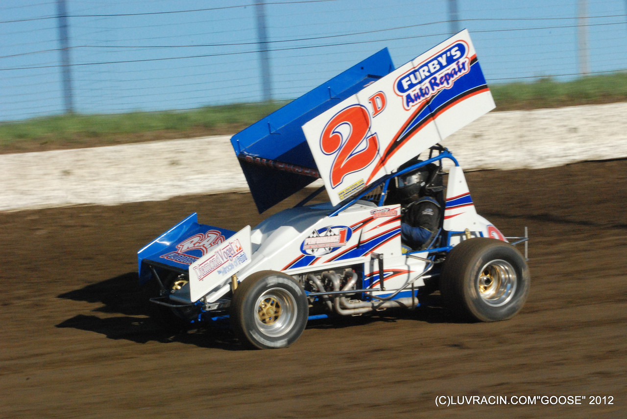 ASCS 360 SPRINTS ARE THE FAST DIVISION