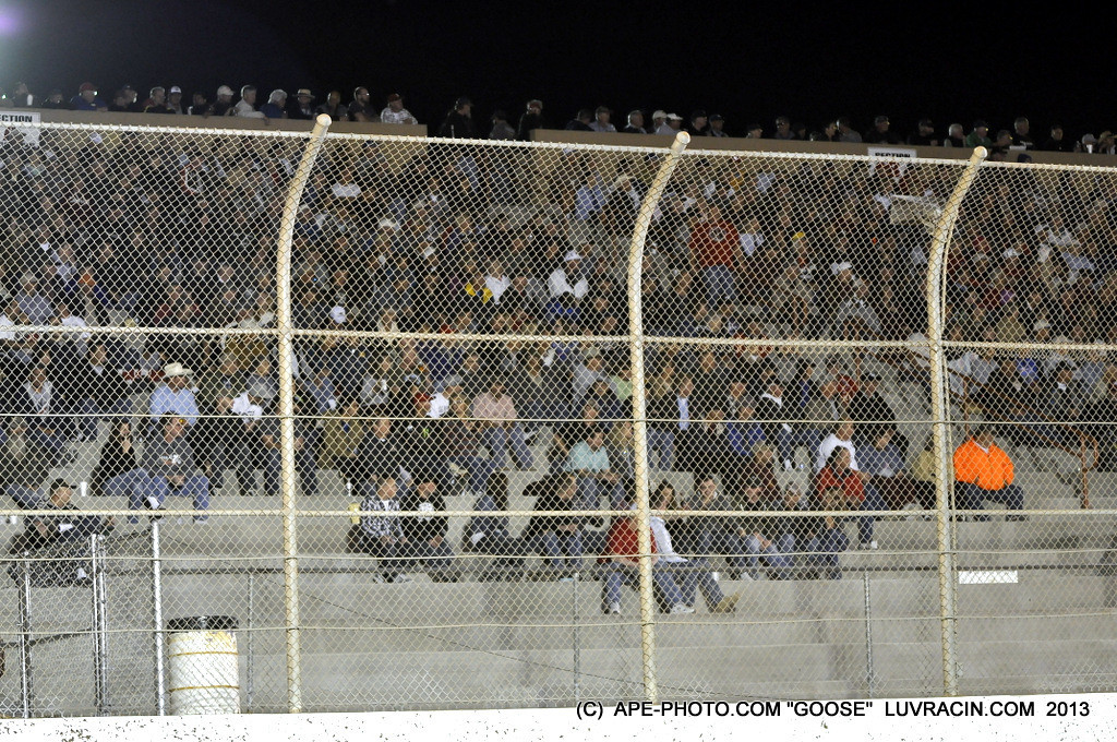 ASCS PACKS THE STANDS