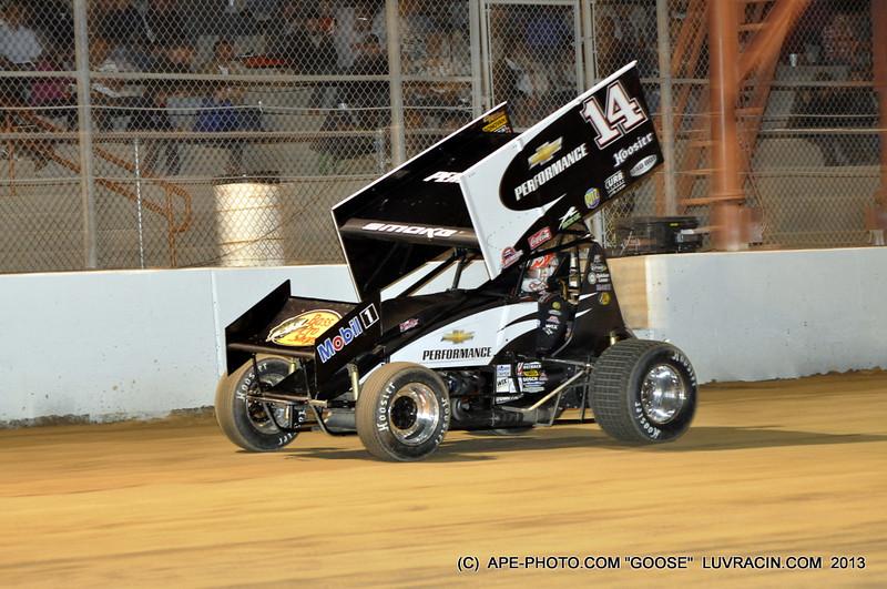 TONY STEWART # 14 ASCS