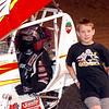 Bryan Gossel and son Austyn Gossel