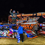 dirt track racing image - HFP_5921