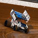dirt track racing image - HFP_9243
