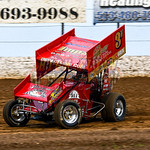 dirt track racing image - HFP_9963