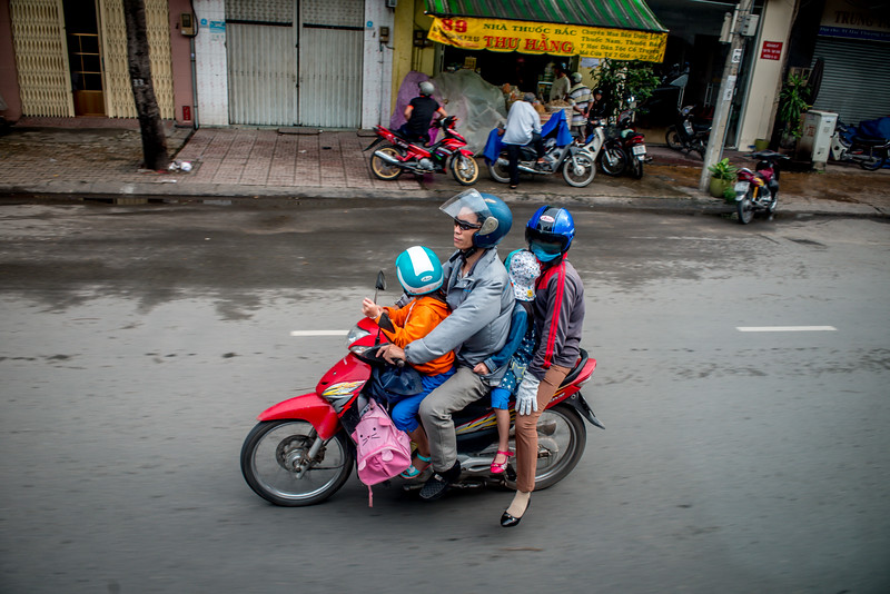 Takin a ride