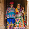 Dressing up for Photos, Jaisalmer, Rajasthan.
