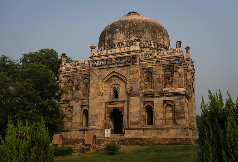 Bada Gumbad Tomb, Lodhi Gardens, Delhi