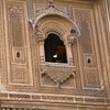 Window of a Haveli, Jaisalmer, Rajasthan.