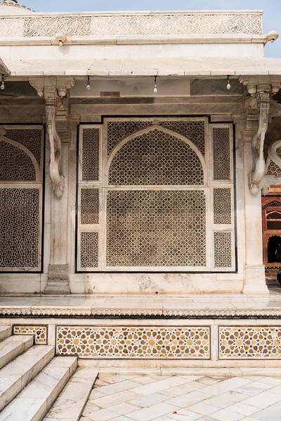 Tomb of Salim Chishti, Fatepur Sikri, 1580