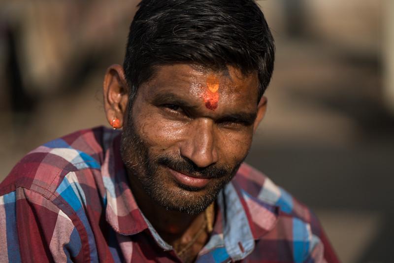 Man, Mandawa, Rajasthan.