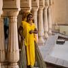 Ladies in the Fort at Jaipur