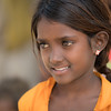 A girl at Shapura
