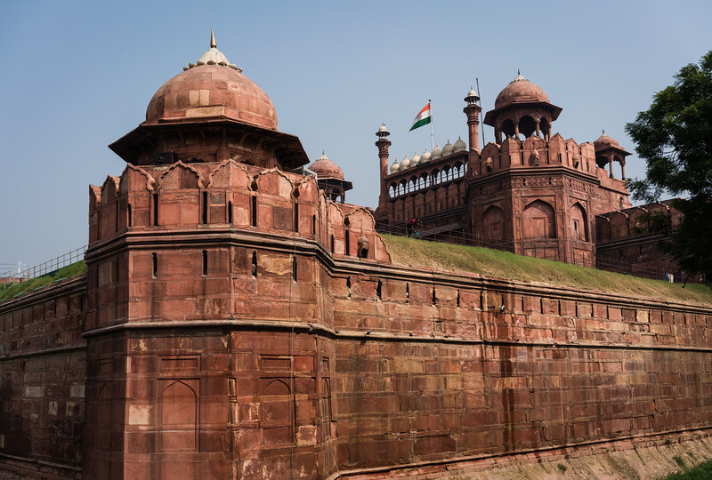 The Red Fort, Delhi