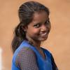 A girl at Shapura