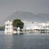The Lake Palace, Udaipur, Rajasthan.