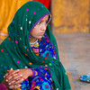 Girl in market, Jaisalmer