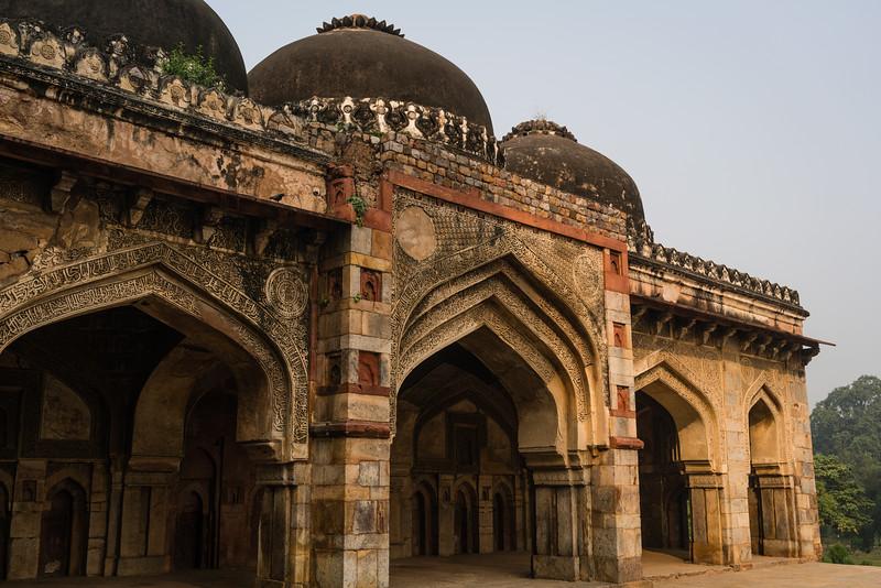 Sikander Lodi Tomb, Lodhi Gardens, Delhi