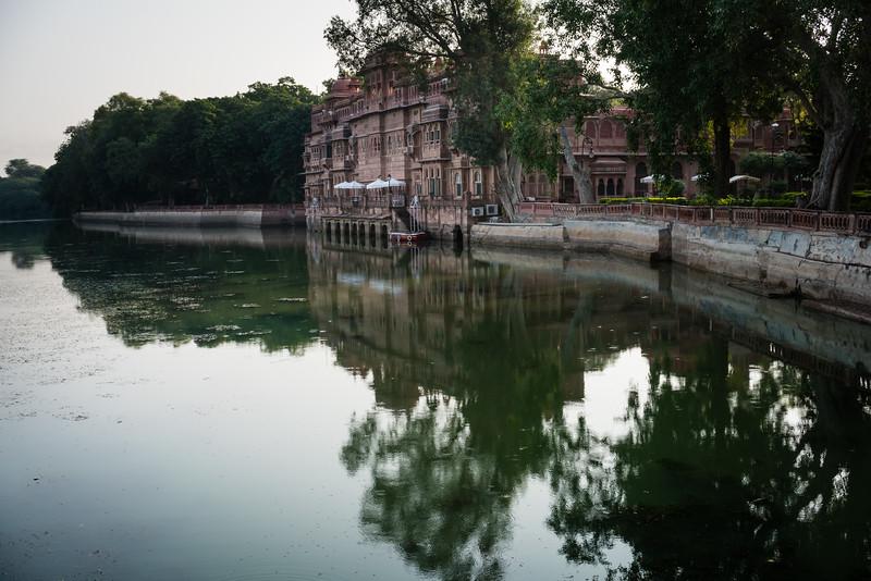 Gajner Palace Hotel, near Bikaner, Rajasthan