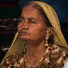 A woman in Jaisalmer