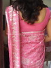 IN-D 93  Bride Pinky's saree