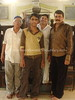 IN-D 45  L to R, Moses Penkar Jayson Sogavkar, Noah Shmuel, Michael Sogavkar
