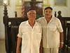 IN-D 44  Moses Penkar (L) and Noah Shmuel