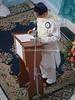 IN-D 651  Governor of Maharashra H E MR S C  Jamir