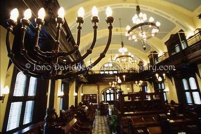 CHINA, Hong Kong. Ohel Leah Synagogue. (2000, 2007)