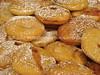 JP-D 171  Sufganiyot (donuts), Hanukkah Party, Ohel Shelomo Synagogue  KOBE, JAPAN
