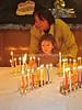 JP-D 258  Hanukkah Party, Ohel Shelomo Synagogue  KOBE, JAPAN