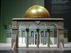 TW 9  Dome of the Rock model 3, Museum of World Religions, Taipei