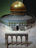 TW 11  Dome of the Rock model 1, Museum of World Religions, Taipei