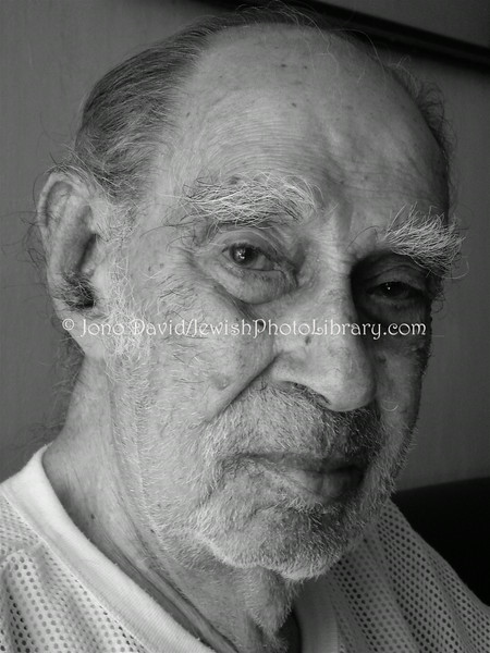 MALAYSIA, Penang. Modi Mordecai; the last permanent Jewish resident of Penang (passed away on July 15, 2011, aged 89). (2007)