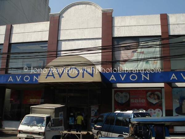 PHILIPPINES, Manila. Former Temple Emil Synagogue building. (2007)