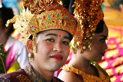 Balinese groom