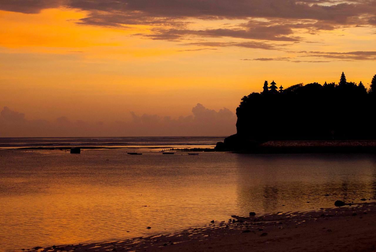 Bukit sunset