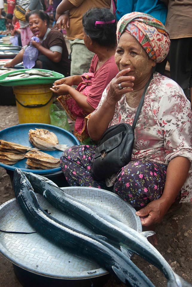 Wangi-wangi market