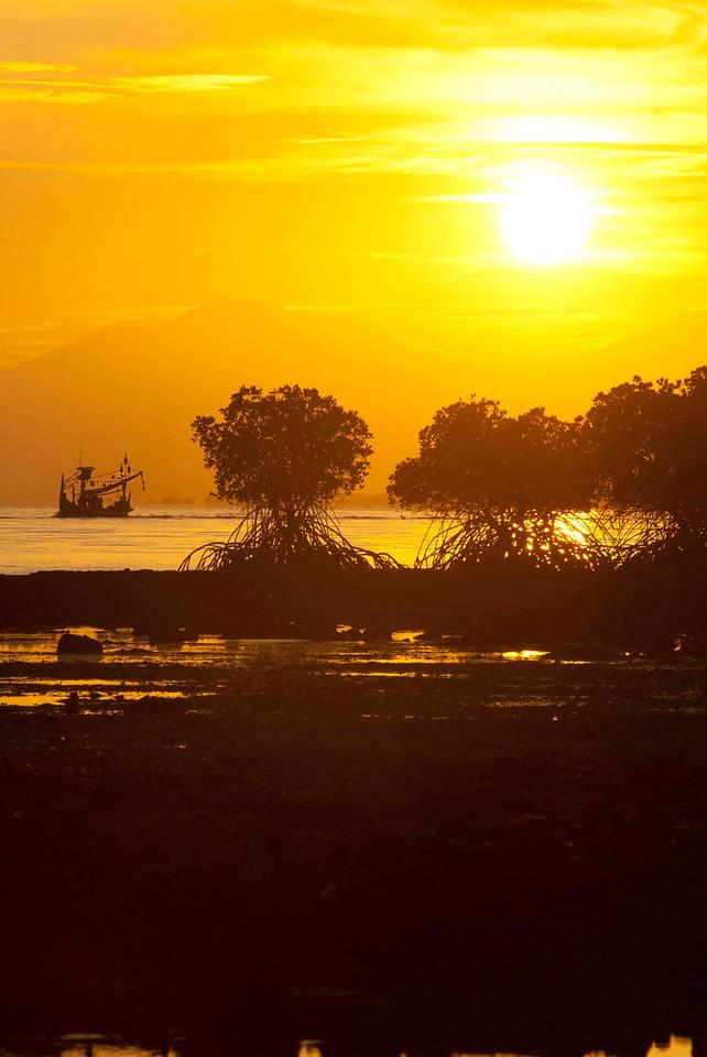 West Bali Sunset