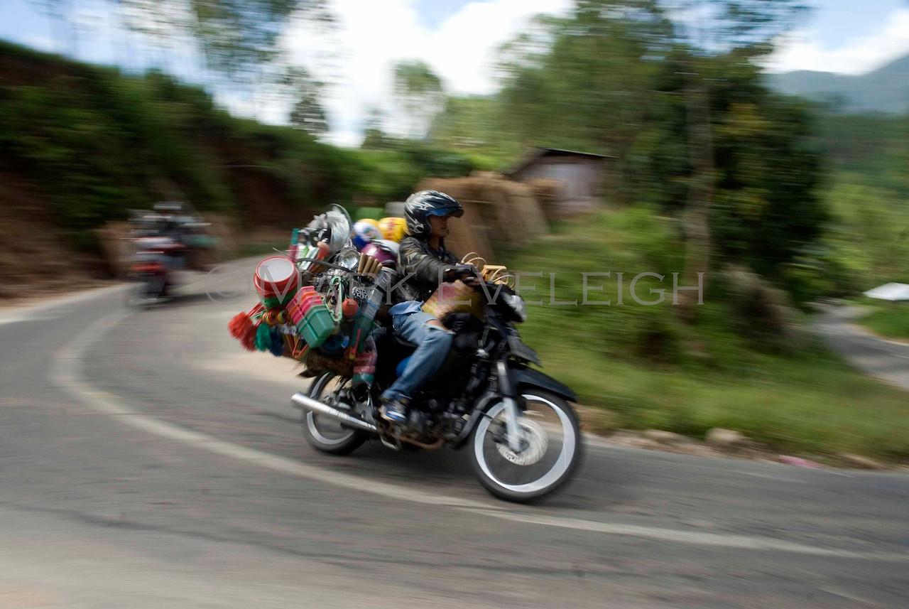 Cargo motorbike