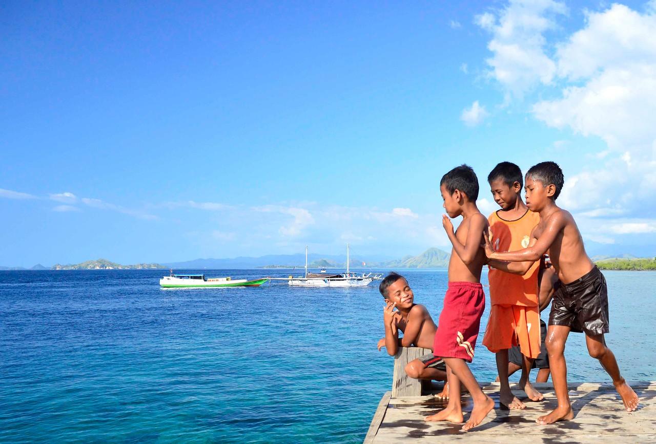 Sea Gypsies